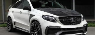 TopCar Mercedes GLE Coupe Inferno Carbon
