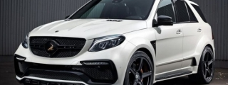 "TopCar Mercedes GLE 63 AMG ""INFERNO"""