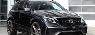 So Dark: TopCar Mercedes GLE 63 Inferno