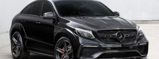 DMC Takes TopCar Mercedes GLE INFERNO to Asia
