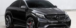 DMC Takes TopCar Mercedes GLE INFERNO to Asia