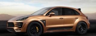 TopCar Porsche Macan URSA in Palladium Metallic