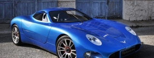 Toroidion 1MW Electric Supercar Unveiled in Monaco