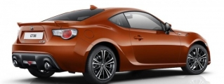 Entry-Level Toyota GT86 Primo Priced from £22,995