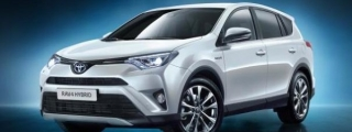 2016 Toyota RAV4 Hybrid Debuts in New York