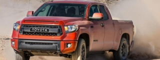 Toyota TRD Pro Series Hit the Market