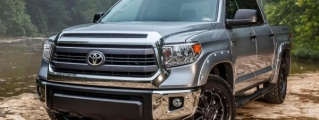 Toyota Tundra Bass Pro Shops Off-road Revealed