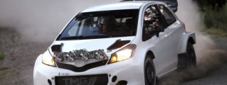 2017 Toyota Yaris WRC Announced