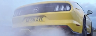 EVO Reviews UK-Spec Ford Mustang GT