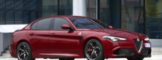 Alfa Romeo Giulia QV Priced from £59K in the UK