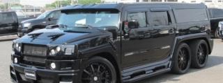 Blast from the Past: Ultimate Six Hummer