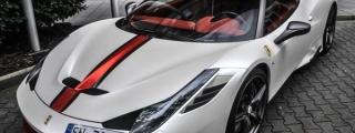 Spotlight: Super Unique Ferrari 458 Speciale