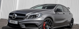 VATH Mercedes A45 AMG with 425 Horsepower