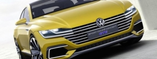 Geneva 2015: VW Sport Coupe Concept GTE