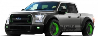 SEMA-Bound Ford F-150 Concepts Revealed