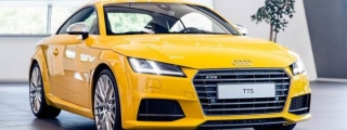 Gallery: Vegas Yellow Audi TTS Exclusive