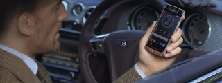 Vertu for Bentley Smartphone Costs $17K