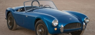 Hammer Time: First-Ever Shelby Cobra Is Up for Grabs