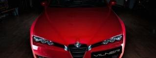 "Vilner Alfa Romeo Spider ""Carbono Rosso"""