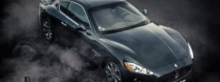 Vilner Maserati GranTurismo Is Dark and Moody
