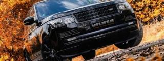 Vilner Range Rover Autobiography Carbon Pack