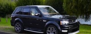 """Vilner Range Rover Sport """"20th Anniversary"""""""