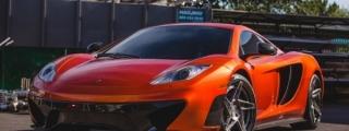 Gallery: Vivid Racing McLaren 12C