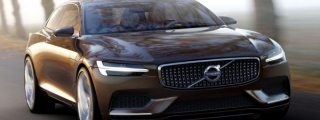 Volvo Concept Estate: Official Details