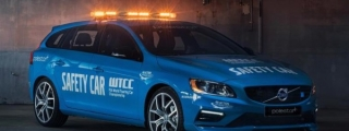 Volvo V60 Polestar Named WTCC Safety Car