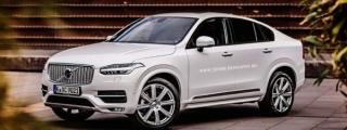 Rendering: Volvo XC90 Coupe