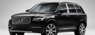 2015 Volvo XC90 Excellence Unveiled in Shanghai