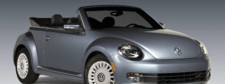 Official: Volkswagen Beetle Denim