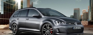 Official: Volkswagen Golf GTD Estate