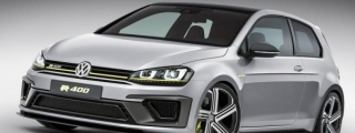Volkswagen Golf R 400 Confirmed for Production