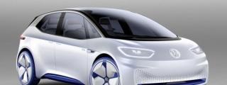 Volkswagen I.D. Concept Unveiled in Paris