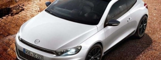 Official: Volkswagen Scirocco Black Edition