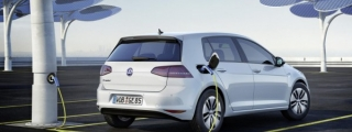 Volkswagen e-Golf UK Pricing and Specs Announced