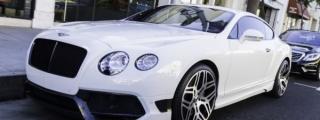 Vorsteiner Bentley Continental Spotted in the Wild