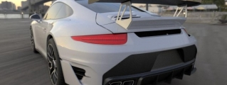 Vorsteiner Porsche 991 Turbo S Preview