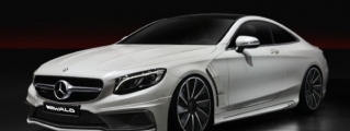 Preview: Wald Mercedes S-Class Coupe