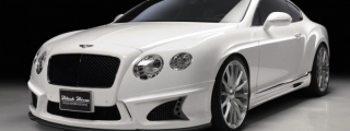 Wald Bentley Continental GT Black Bison Preview