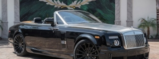Wald Rolls-Royce Drophead by Phantom Motorsport