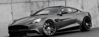 Wheelsandmore Aston Martin Vanquish Gets New Goodies