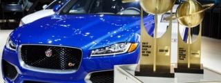 Jaguar F-Pace Wins 2017 World Car of Year Award