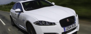 Official: Jaguar XF R-Sport Black