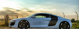 Yido Wheels Audi R8 Iron Project