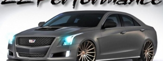SEMA Preview: ZZ Performance Cadillac ATS