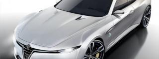 Alfa Romeo Giulia Imagined in New Renderings