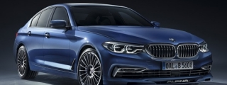 2017 BMW Alpina B5 Bi-Turbo with 608 hp