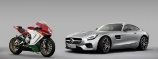 Mercedes AMG Buys 25 Percent of MV Agusta